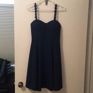 Navy Formal Dress